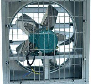 Quạt thông gió vuông – lựa chọn hàng đầu trong xử lý không khí môi trường làm việc công nghiệp